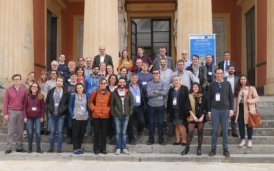 1st SaltGiant Workshop in Palermo (November, 26th to 29th 2018)