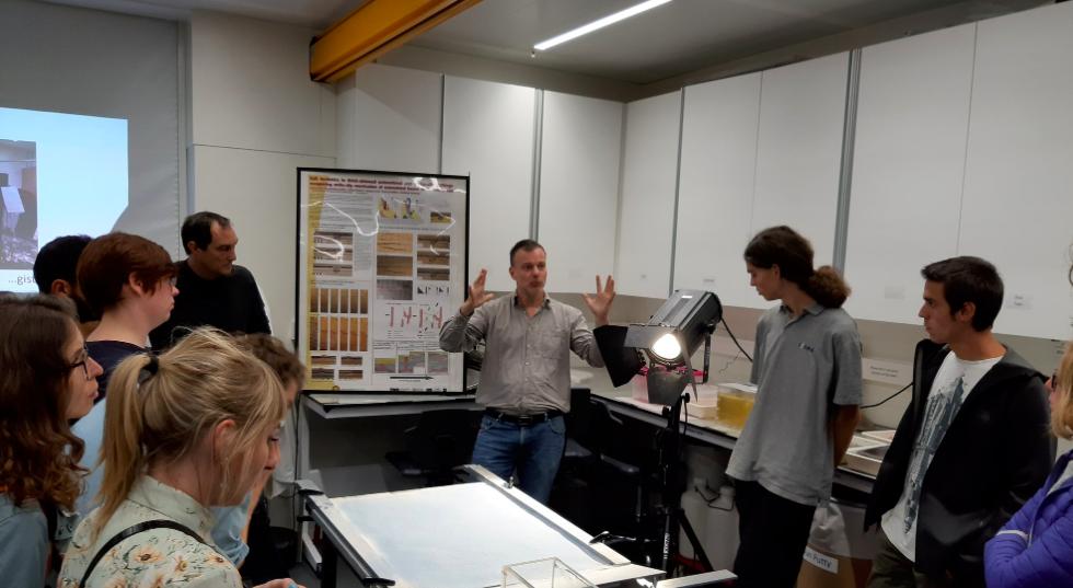 The Saltgiant short course in Utrecht (7-10 October 2019)